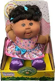 Cabbage Patch Kids Sweets 'n Treats Baby Doll (Ethnic, Brown Eyes)