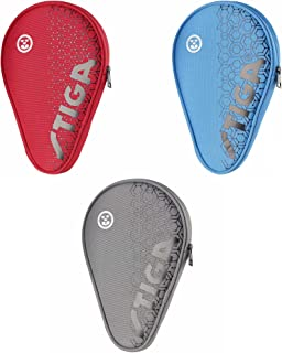 STIGA Reverse Paddle Shaped Table Tennis Bat Case