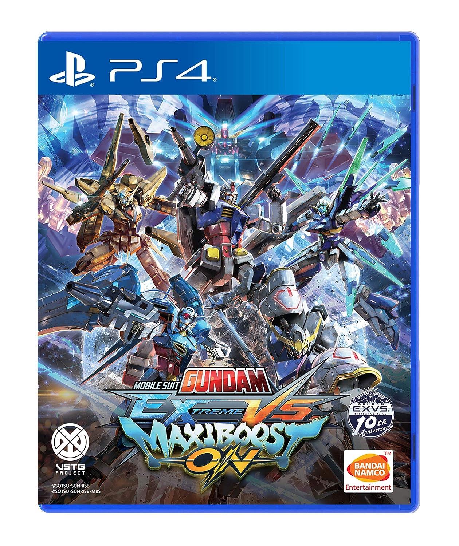 Mobile Suit Gundam Extreme Vs Bombing new work PlayStati - ON Maxiboost Ranking TOP3 English