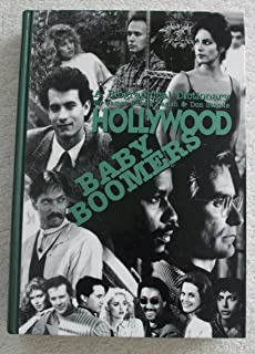 HOLLYWOOD BABY BOOMERS (Garland Reference Library of the Humanities)