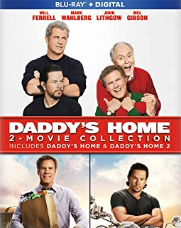 Daddy's Home / Daddy's Home 2 Double Feature