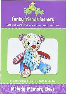 Funky Friends Factory Melody Memory Bear Pattern
