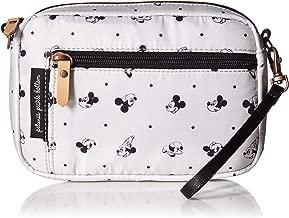 Petunia Pickle Bottom Belt Bag Mickey's 90th Disney Collaboration, Beige