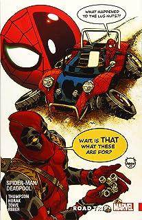 Spider-Man/Deadpool Vol. 8: Road Trip