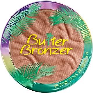Physicians Formula Murumuru Butter Bronzer, Cream Shimmer Makeup, Sunset Bronzer, 0.38 Ounce
