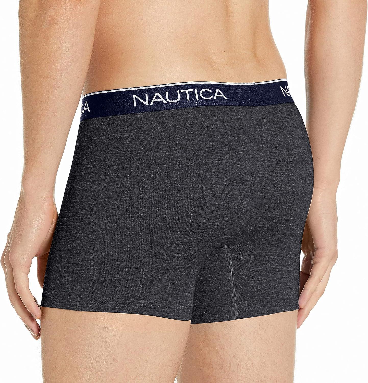 Nautica Men's 3-Pack Soft Stretch Boxer Brief