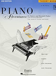 Level 2A – Theory Book: Piano Adventures