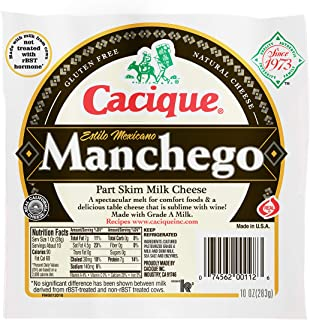 CACIQUE Manchego Mexican Cheese, 10oz - Chilled