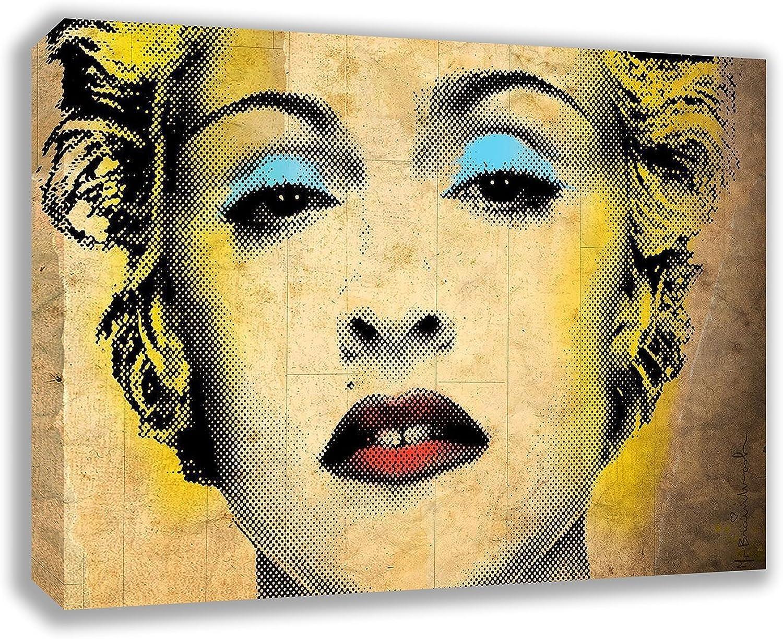Los mejores precios y los estilos más frescos. MAmujer POP ART lienzo de parojo Art (30x18 ) ) )  Mejor precio