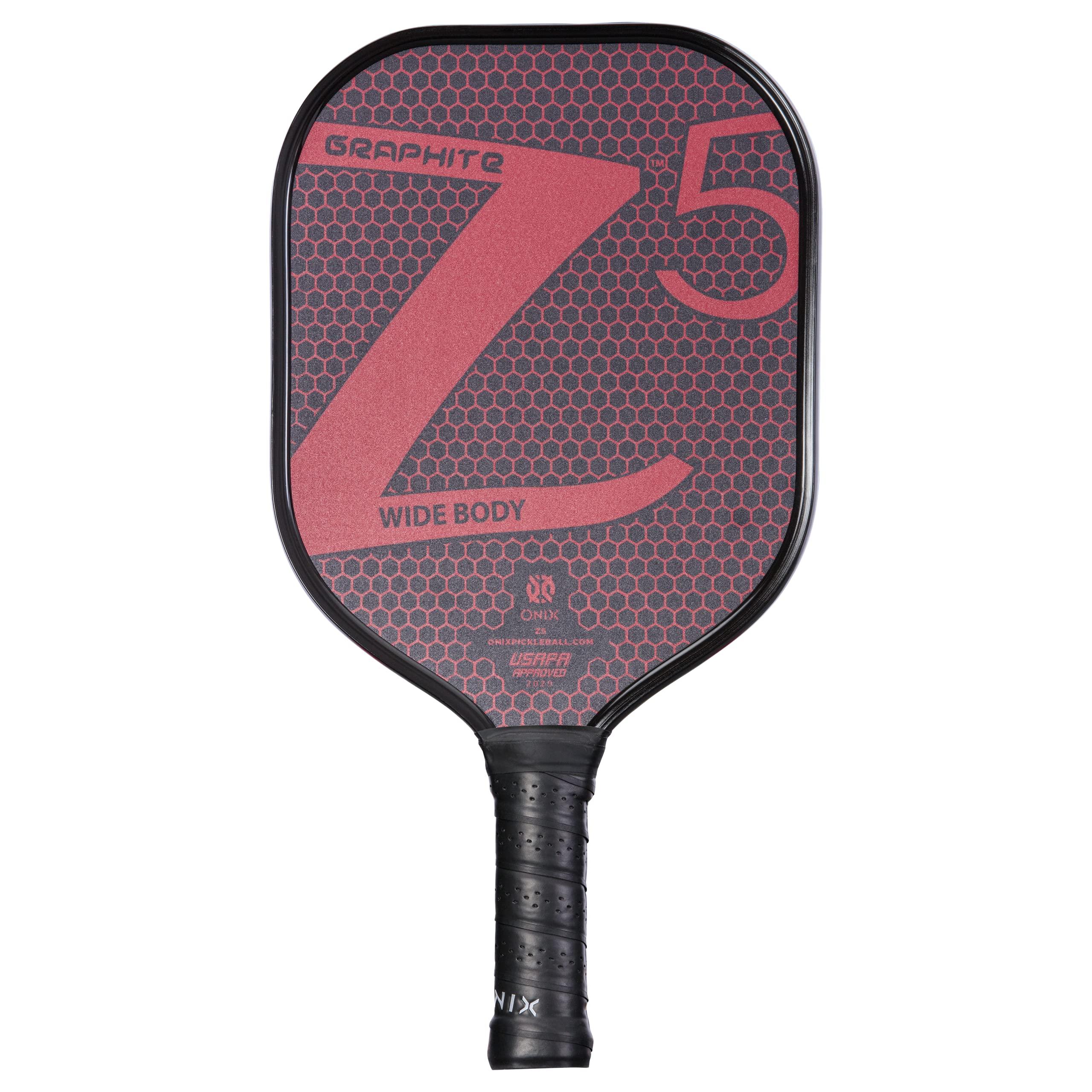 ONIX Graphite Z5 Graphite Carbon Fiber Pickleball Padd -VLQ3
