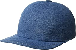 Kangol - Indigo Adjustable Spacecap
