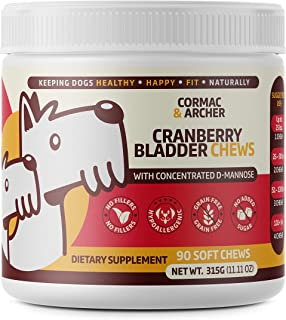 Best potassium citrate with cranberry for dogs Reviews