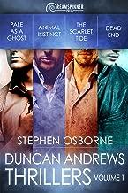 The Duncan Andrews Thrillers Vol. 1 (Dreamspinner Press Bundles)