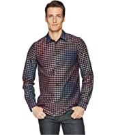 Paul Smith - Tricolor Gingham Shirt