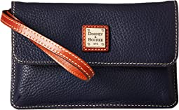 Dooney & Bourke Pebble Milly Wristlet