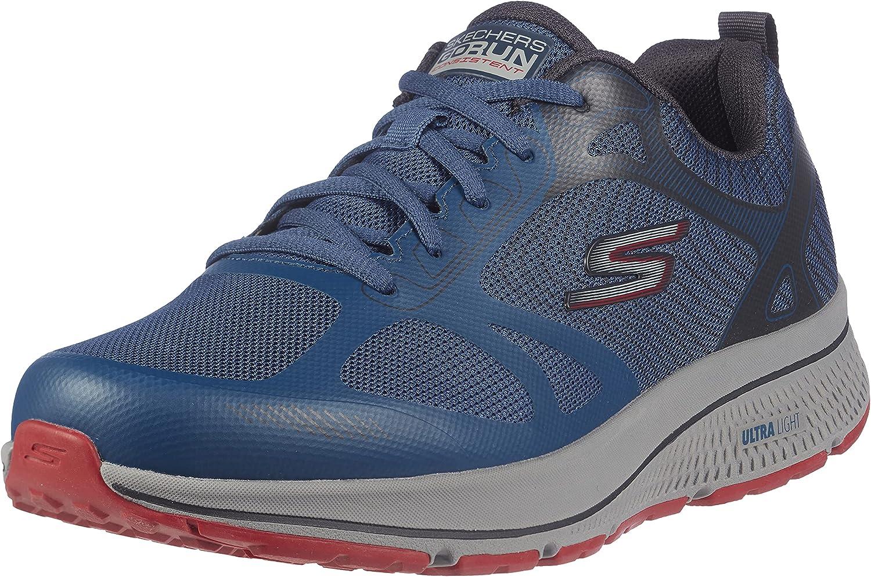Skechers Men's Popular standard Detroit Mall Go Run Walking Consistent-Performance Running S