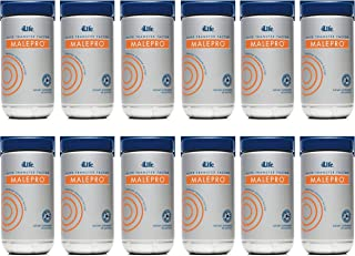 Transfer Factor MalePro (Pack of 12) by 4Life - 90 Soft Gels