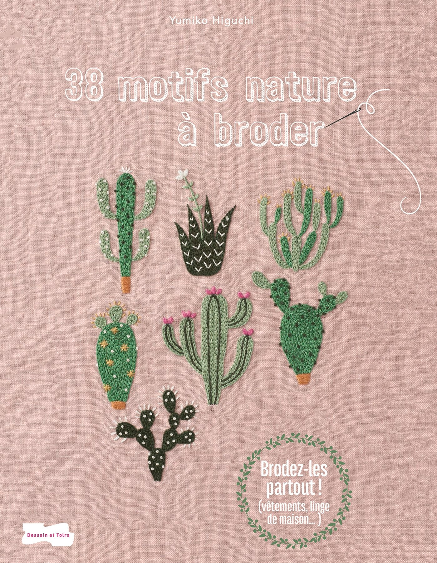 Image Of38 Motifs Nature à Broder