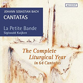 Cantatas for the Comeplete Liturgical Year