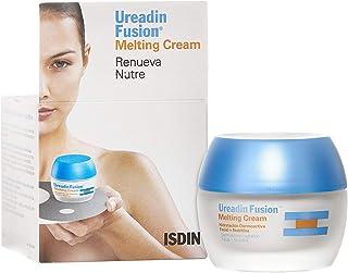 Isdin Ureadin Fusion Melting Cream Facial, Crema Facial que Ayuda a Renovar y Nutrir tu piel, 50ml