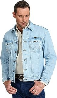 Men's Western Style Unlined Denim Jacket
