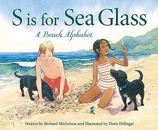 S is for Sea Glass: A Beach Alphabet