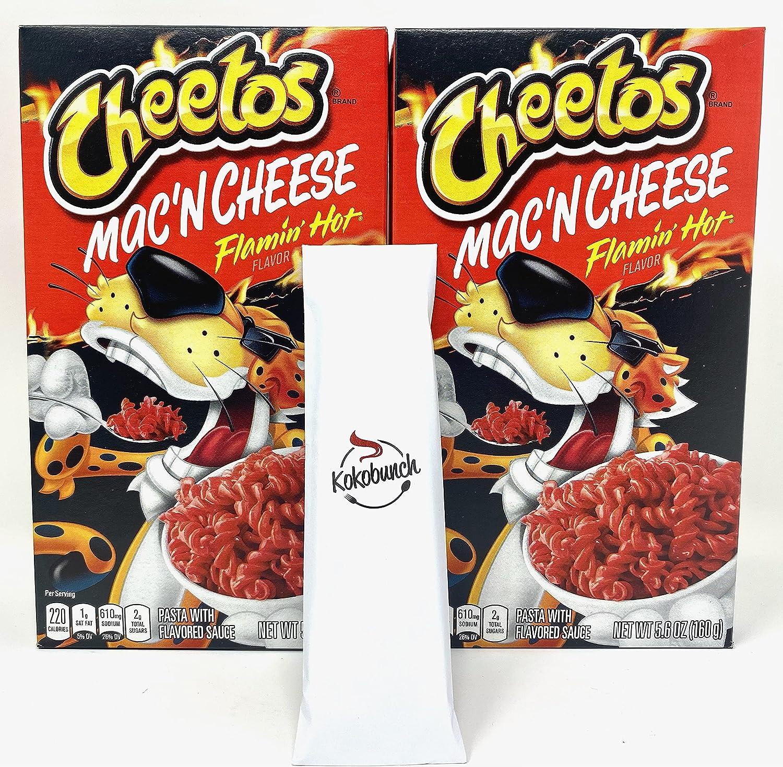 Cheetos Mac N Cheese Outlet SALE Superlatite Flamin Hot Bundl Flavor and Macaroni