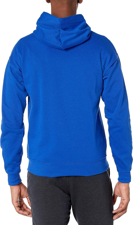 Hanes Sweatshirt Capuche Homme Bleu Foncé