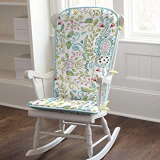 Carousel Designs Bebe Jardin Rocking Chair Pad
