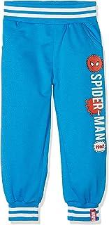 Spiderman Patch and Varsit Pantalones Deportivos para Niñas
