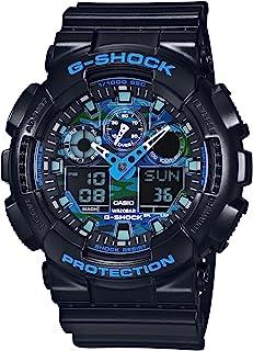 [カシオ]CASIO 腕時計 G-SHOCK ジーショック GA-100CB-1AJF メンズ