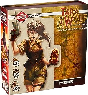 Wizkids vs Series Tara Wolf in The Valley of The Kings Board Games