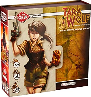 Wizkids vs Series Tara Wolf in The Valley of The Kings Board Games