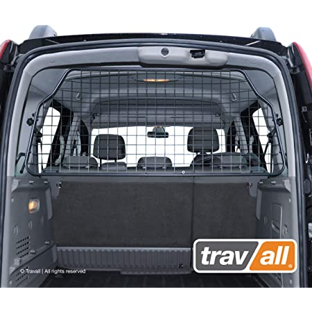Travall Tdg1467 Guard Hundegitter Maßgeschneidertes Trenngitter In Original Qualität Auto