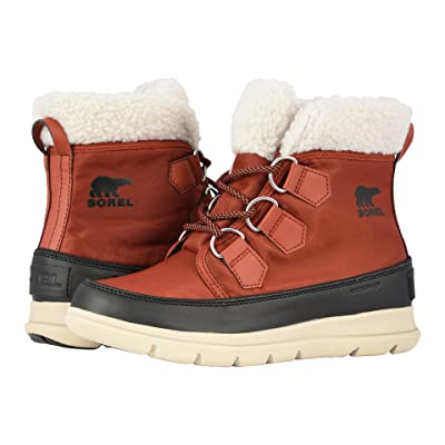 SOREL Explorer Carnival (Rusty/Black) Women