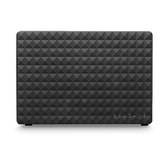 Seagate Expansion 4TB Desktop External Hard Drive (Black)