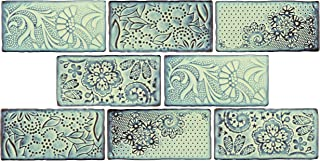 Best green ceramic floor tile Reviews