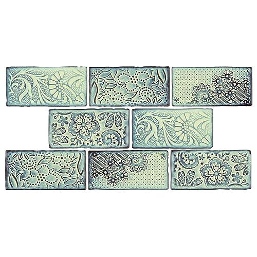 Ceramic Wall Tiles For Bathroom Amazon Com