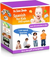 learn spanish dvd for toddlers