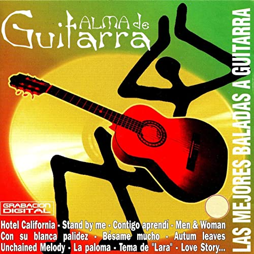 Contigo Aprendí (Spanish Guitar Version) de The Spanish Guitar en ...