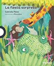 La fiesta sorpresa / The Surprise Party (Serie verde) Spanish Edition