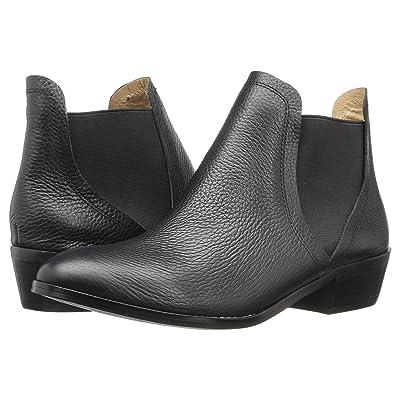 Splendid Henri (Black Tumbled Leather) Women