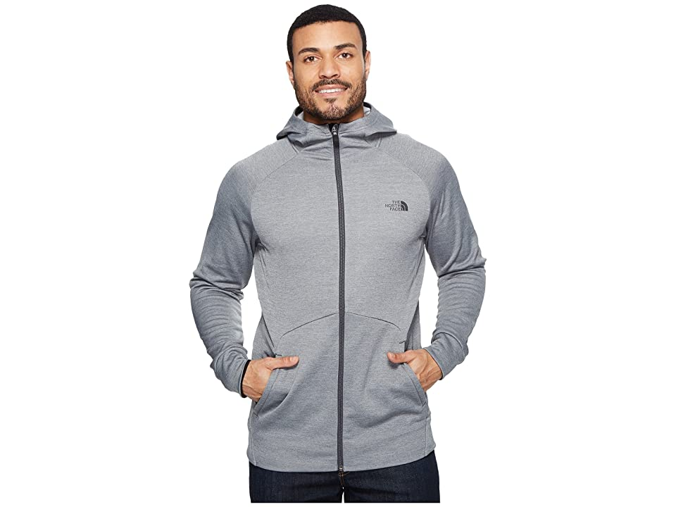 The North Face Versitas Hoodie (TNF Medium Grey Heather) Men