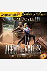 The League of Set (Dramatized Adaptation): Agent of Exiles, Book 1 Audible Audiobook