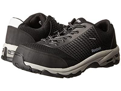 Reebok Work Heckler Nano (Black) Men