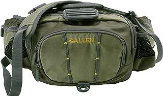 Allen Eagle River Lumbar Fishing Pack, Olive