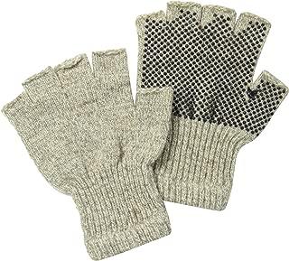 Fox River Ragg Wool Gripper Fingerless Gloves
