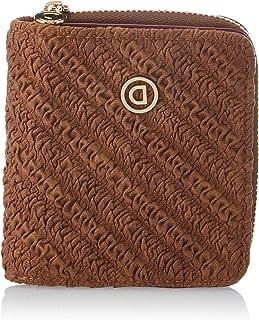 Desigual Accessories Fabric Small Wallets, Mallas pequeñas. para Mujer, marrón, U