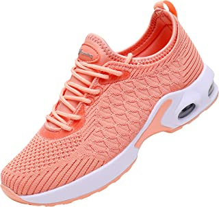 Lightweight Slip on Air Running Shoes Athletic Gym Sports Jogging Walking Tennis Sneakers US5.5-10
