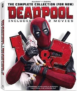Deadpool 1+2 2-Pack [Blu-ray]